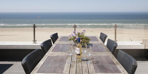 schones und modern eingerichtete apartment auf a lage am suden seite von egmond aan zee apartment nautica liegt im 6 stock und obersten etage des