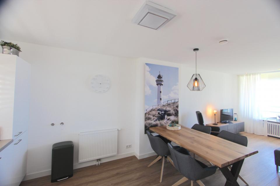 Ferienwohnung silke egmond aan zee north holland 4 for Interieur appartement aan zee